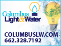 Columbus Light and Water
