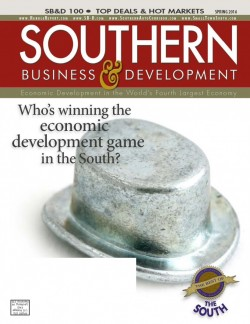 Golden Triangle Named in SB&D Magazine's Best of Economic Development in the South