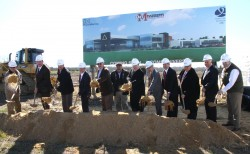 Officials Break Ground On $42 Million Communiversity Project